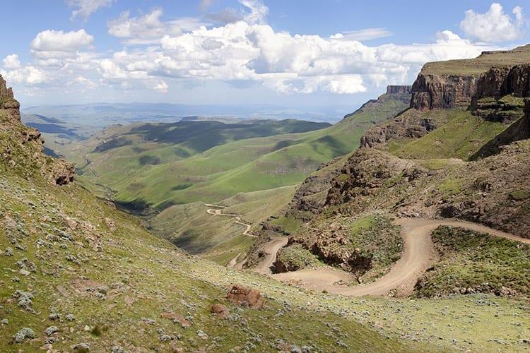 Sanipass, Lesotho