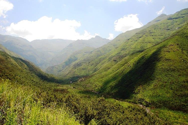 Tsehlanyane National Park, Lesotho