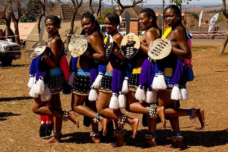 Swaziland locals