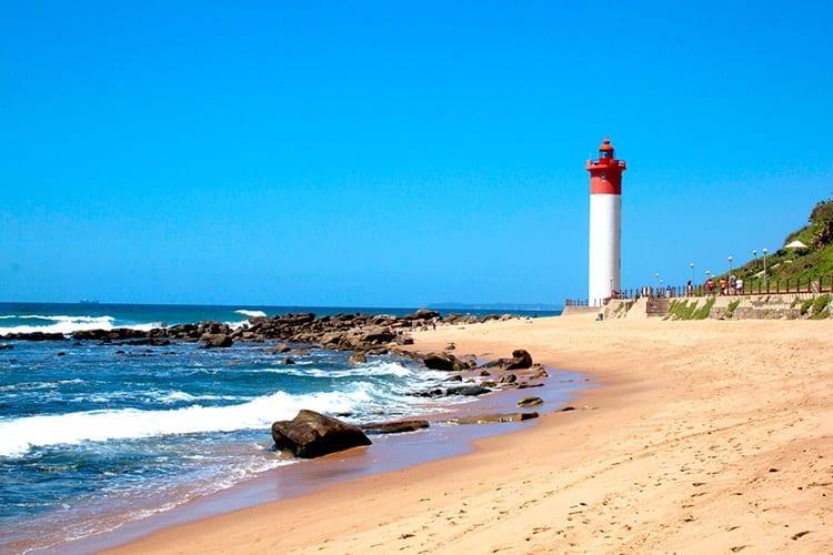 Durban strand