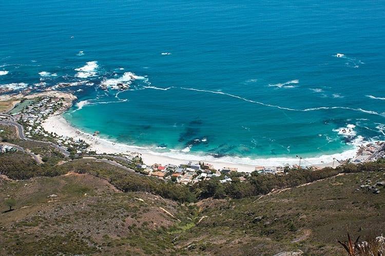 Clifton, Kaapse Schiereiland