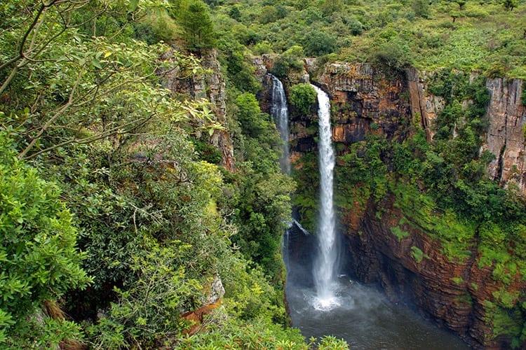 Mac Mac Falls, Zuid-Afrika