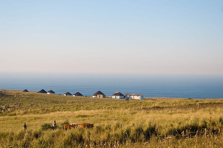 Transkei, Zuid-Afrika