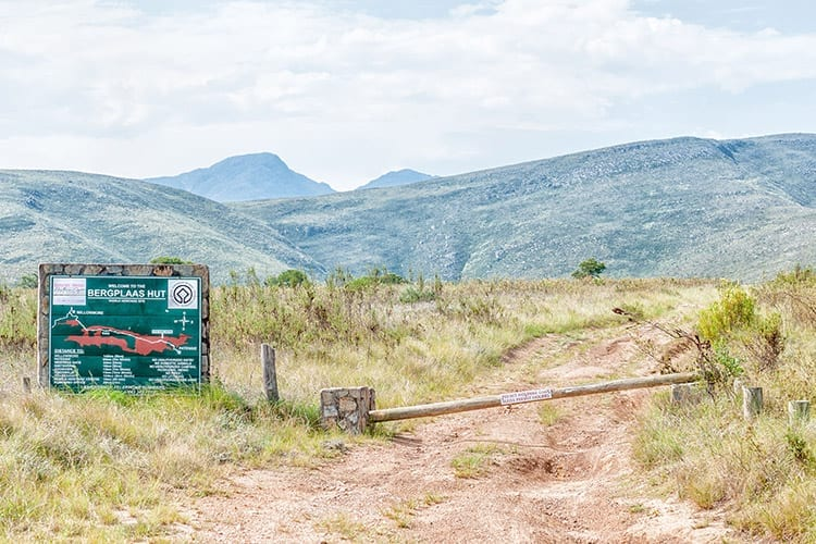Baviaanskloof, Oost-Kaap