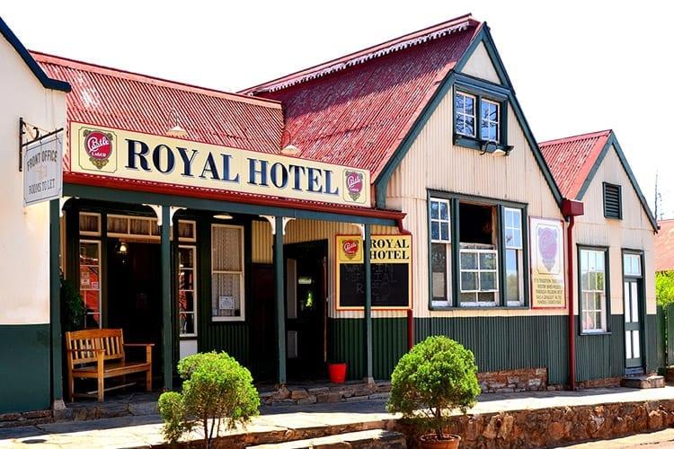 Pilgrim's Rest, Zuid-Afrika