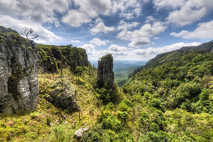 Pinnacle Rock, Zuid-Afrika