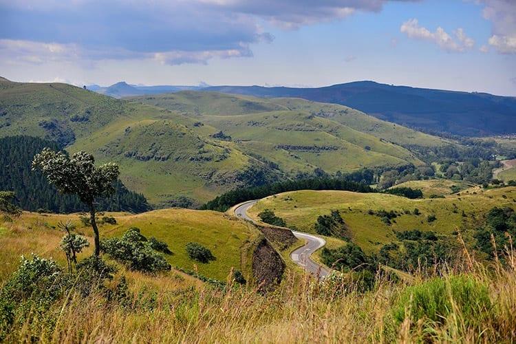 Robber's Pass, Zuid-Afrika