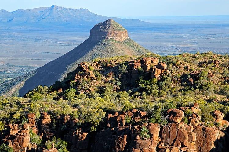 Valley of Desolation, Zuid-Afrika