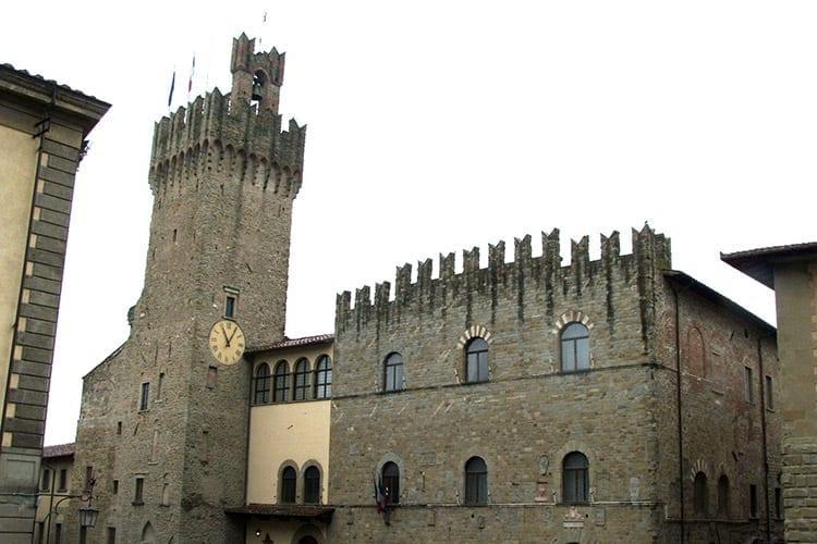 Palazzo dei Priori, Arezzo