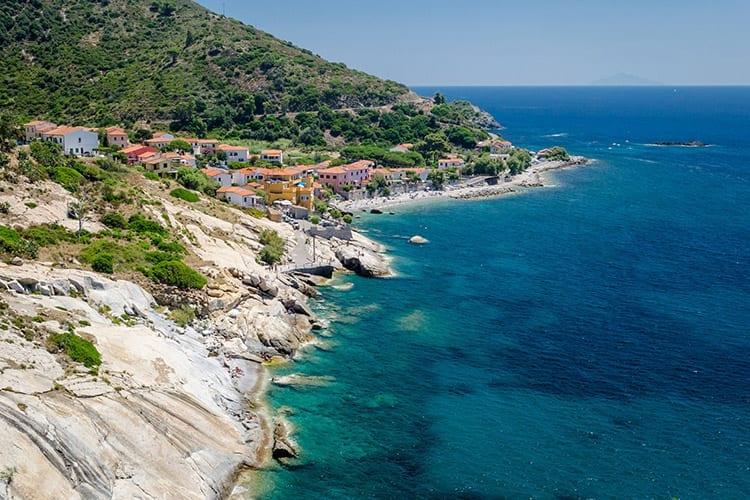 Pomonte, Elba