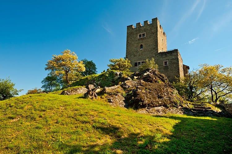 Pergine kasteel, Italië