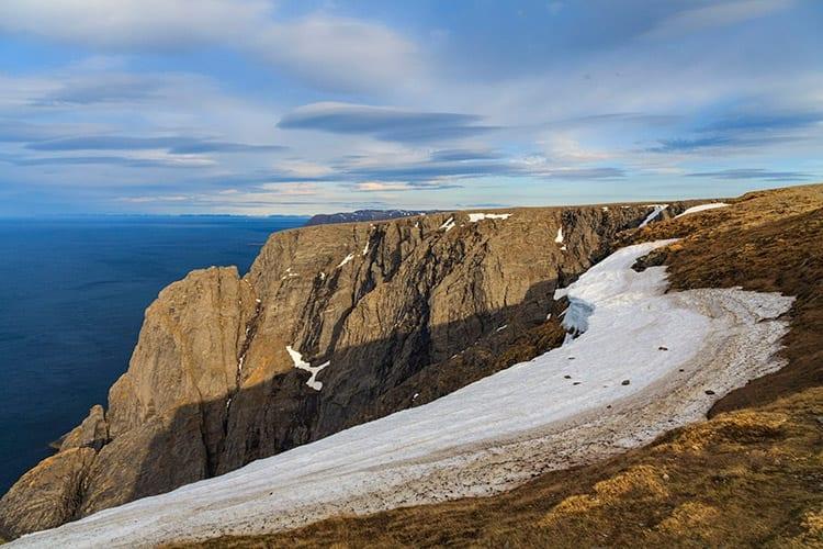 Noordkaap, Noorwegen
