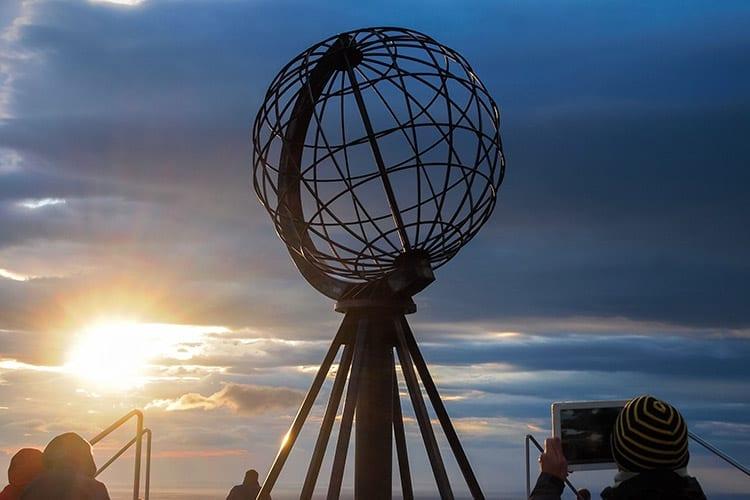 Nordkapp Globe