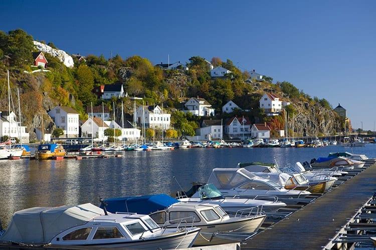 Risør, Noorwegen