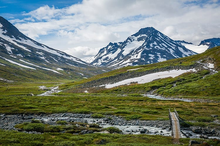 Sognefjellweg, Noorwegen