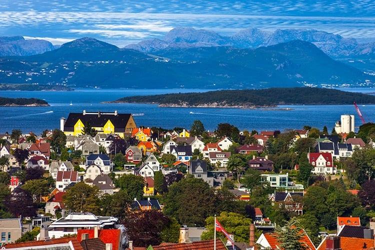 Stavanger, Noorwegen
