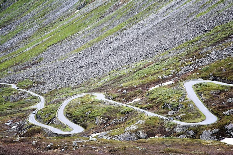 Strynefjell, Noorwegen