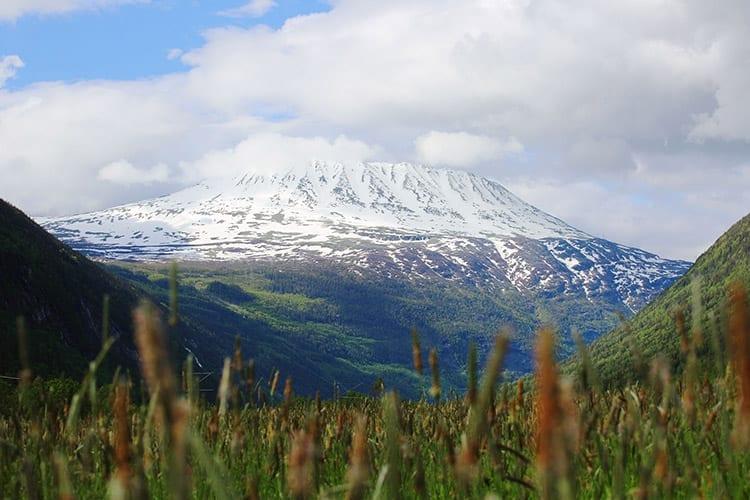 Gaustatoppen berg, Telemark