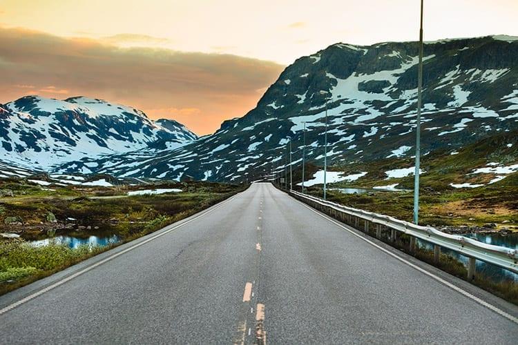 Hardangervidda, Telemark