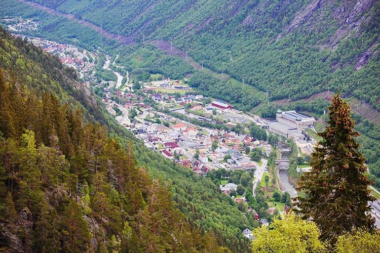 Rjukan, Telemark