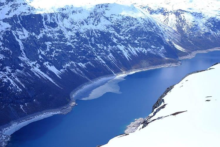 Trollfjord, Noorwegen