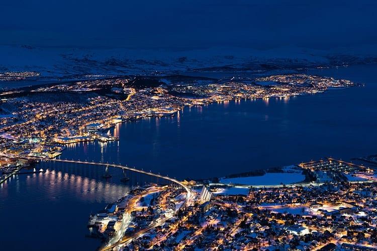 Tromsø, Noorwegen
