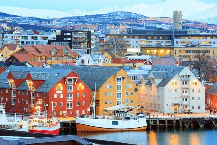 Tromsø centrum