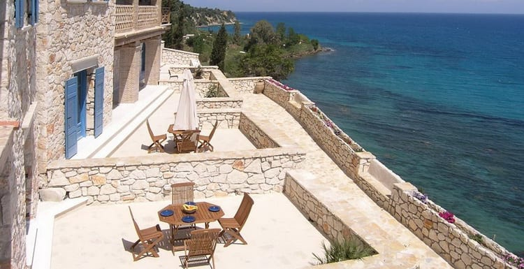 Sea View Castle, Zakynthos