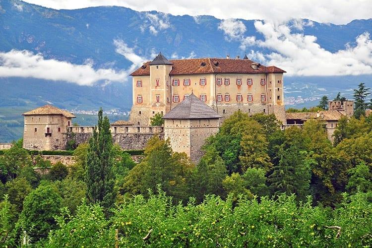 Castel Thun, Italië