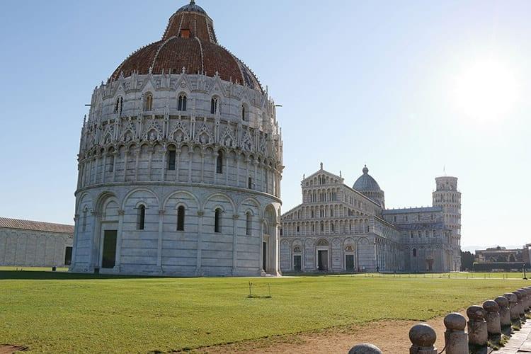 Doopkapel, Pisa