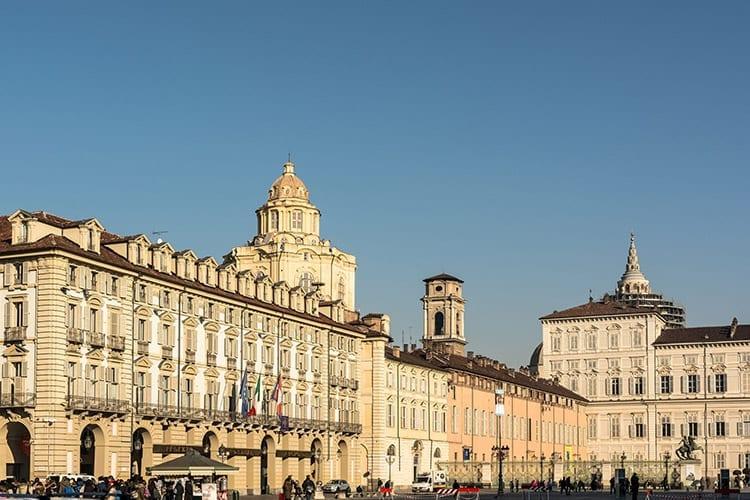 Piazza Castello, Turijn