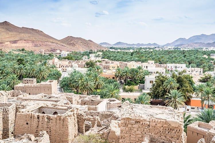 Birkat Al Mawz, Hadjargebergte