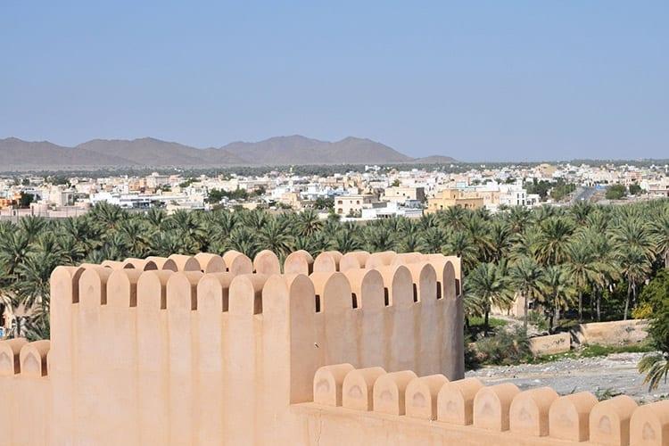 Nakhl, Hadjargebergte
