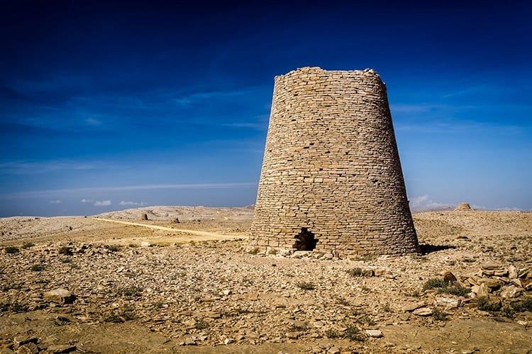 Jaylah, Oman