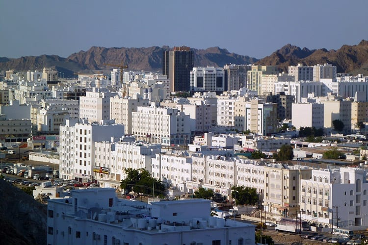 Ruwi, Oman