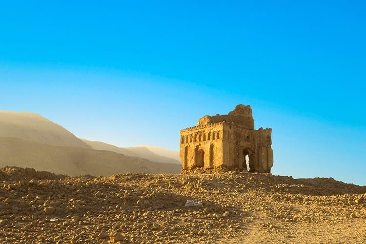 Ruïnes van Qalhat, Oman