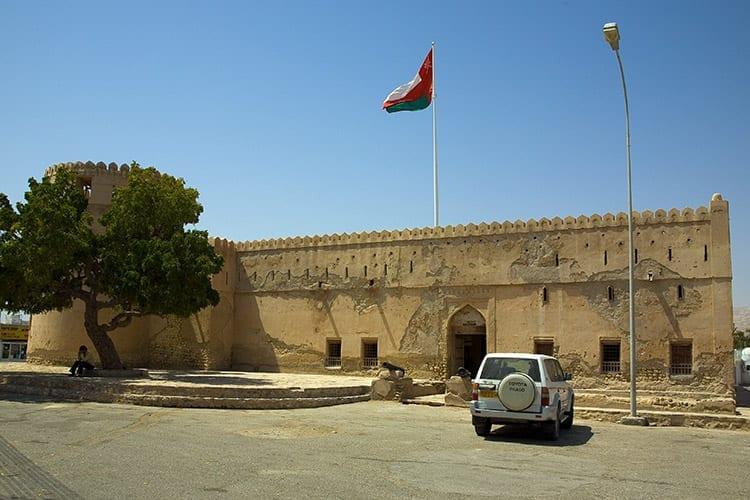 Quriyat fort, Oman