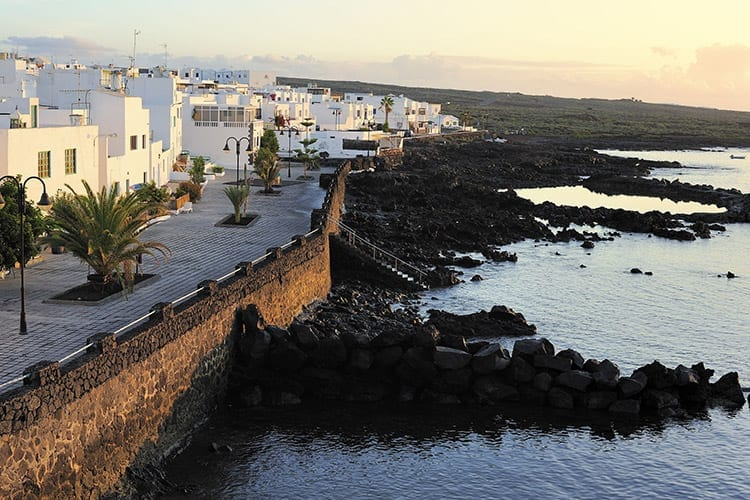 Punta Mujeres, Lanzarote