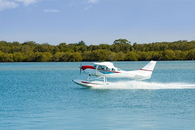 Watervliegtuig Australië