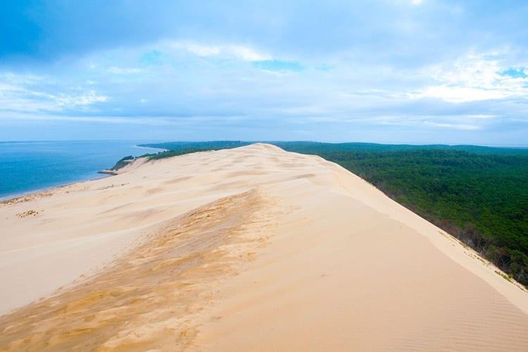Dune du Pilat, Aquitanië