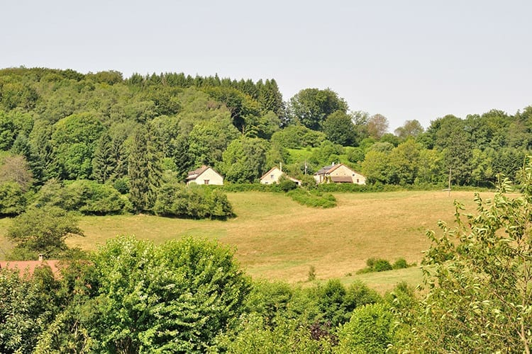 Morvan, Bourgogne
