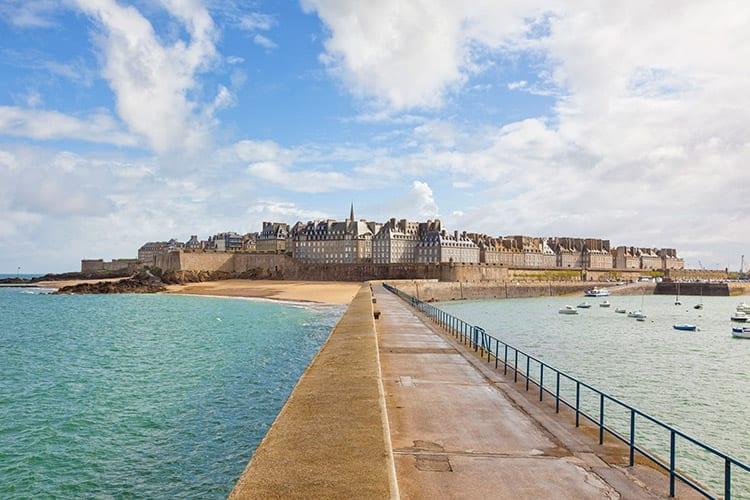 Saint-Malo, Bretagne