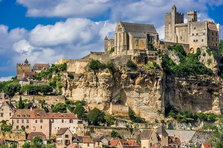 Kasteel van Beynac, Dordogne