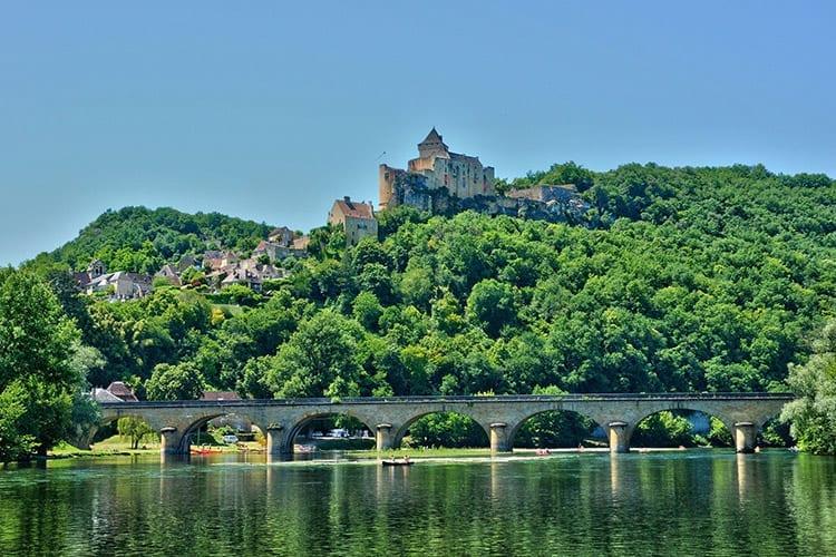 Kasteel van Castelnaud, Dordogne