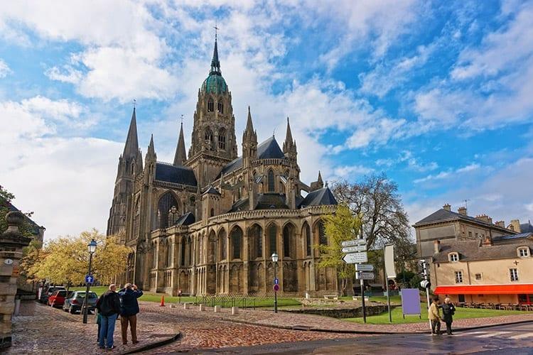 Bayeux, Normandië