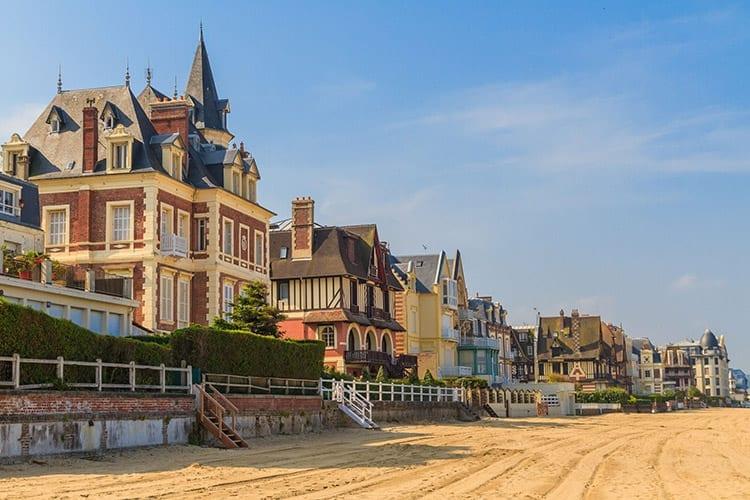 Trouville-sur-Mer, Normandië