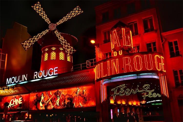 Uitgaan in Parijs
