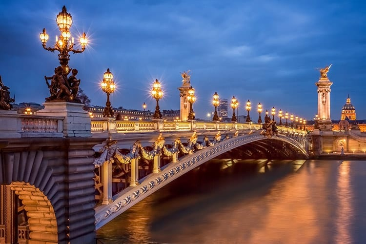 Seine, Parijs