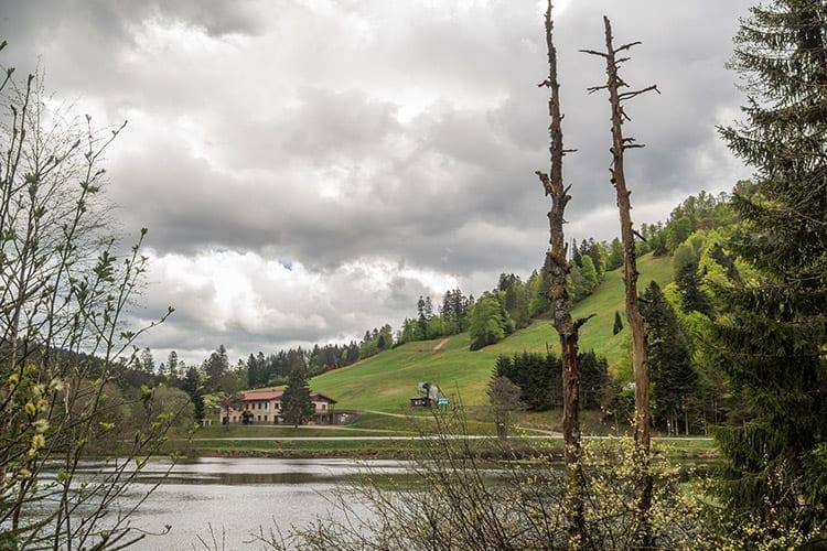 La Bresse, Vogezen