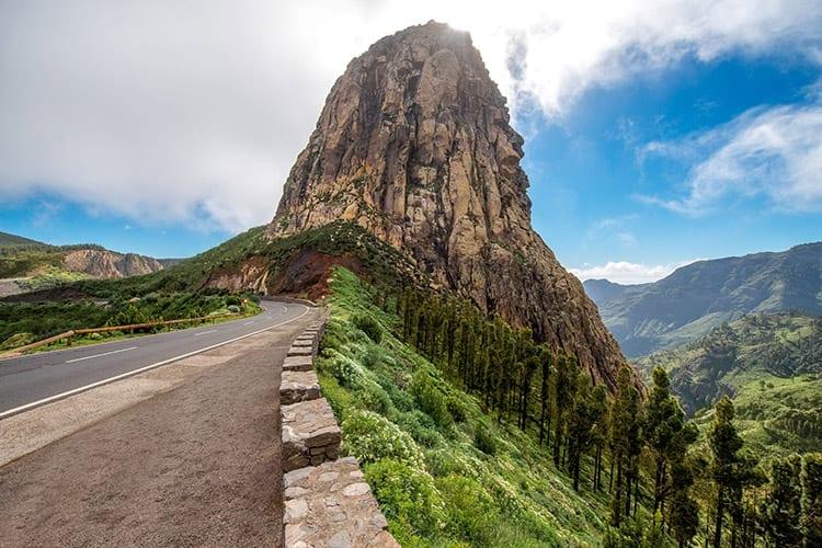 Parque National de Garajonay, La Gomera
